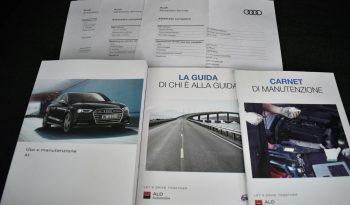 Audi A3 SPB 1.6 tdi 110 cv Design full