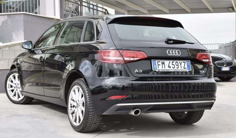 Audi A3 SPB 1.6 tdi 116 cv Design pieno