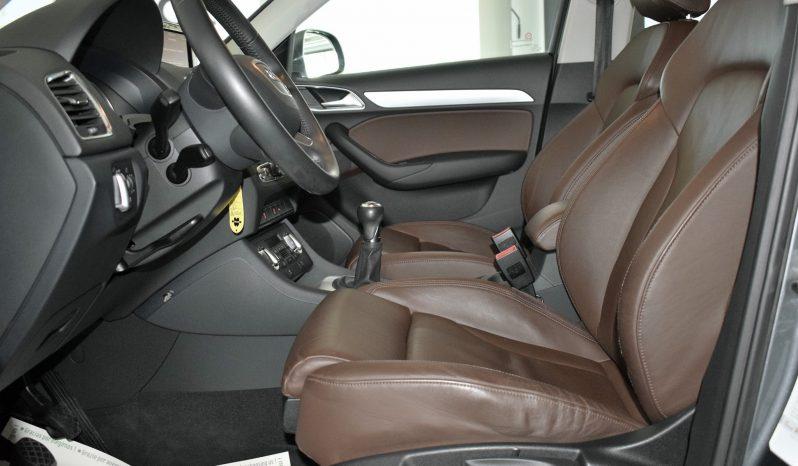 Audi Q3 2.0 TDI 140 cv Sport pieno