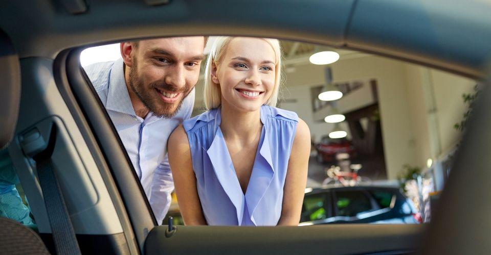 comprare un'auto