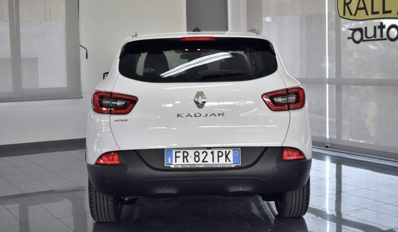 Renault Kadjar 1.5 dCi 110 CV Energy Intens pieno