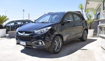 Hyundai iX 35 1.7 Crdi 115cv XPossible Nera pieno