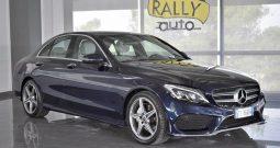 Mercedes C 220 d Premium 2.2d 170 cv